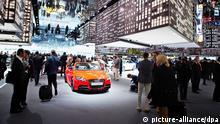 Audi IAA Automobil Messe Frankfurt