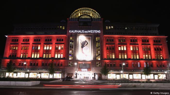 Berlin - KaDeWe