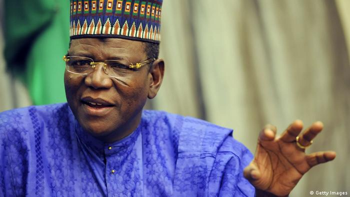 Porträt - Sule Lamido (Getty Images)