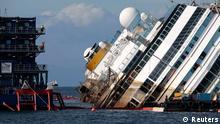 Costa Concordia Bergung 16.09.2013