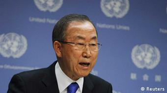 Katibu Mkuu wa Umoja wa Mataifa Ban Ki Moon amesema azimio la Syria ni la kutia moyo