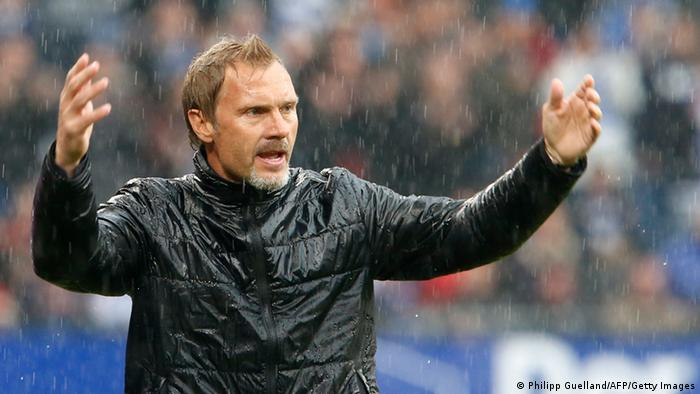 HSV Trainer Thorsten Fink 18.05.2013