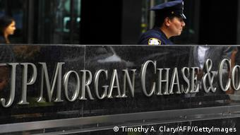 Središte banke JP Morgan Chase
