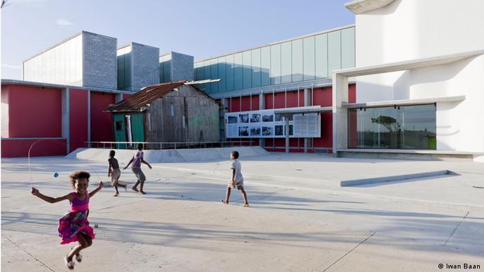 Ausstellung Afritecture Red Location Museum in New Brighton Südafrika