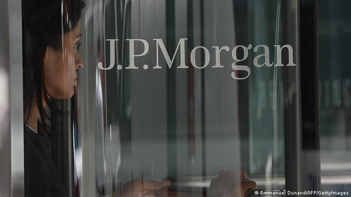 JP Morgan Chase Hauptsitz in New York (Emmanuel Dunand/AFP/GettyImages)