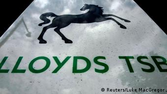 The Lloyds TSB logo