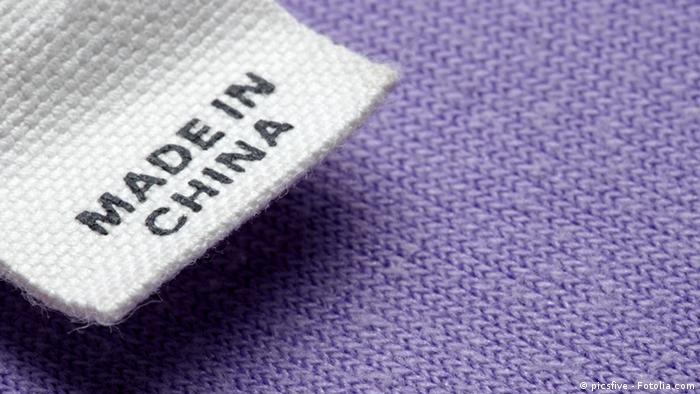 Symbolbild Made in China