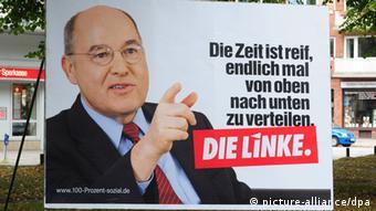 Ліва партія на виборах 2013 року стала третьою за величиною політичною силою в Бундстазі