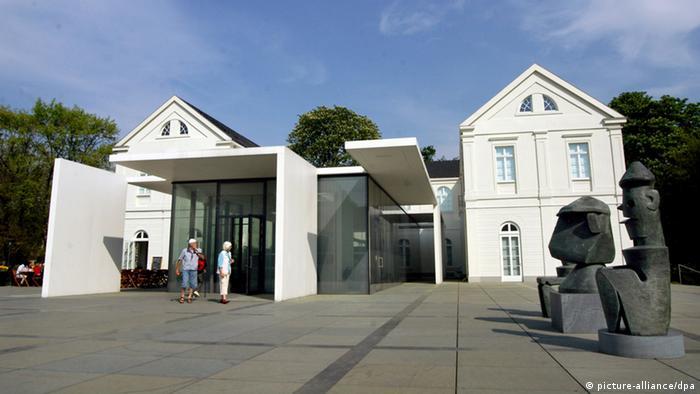 Max Ernst Museum in Brühl