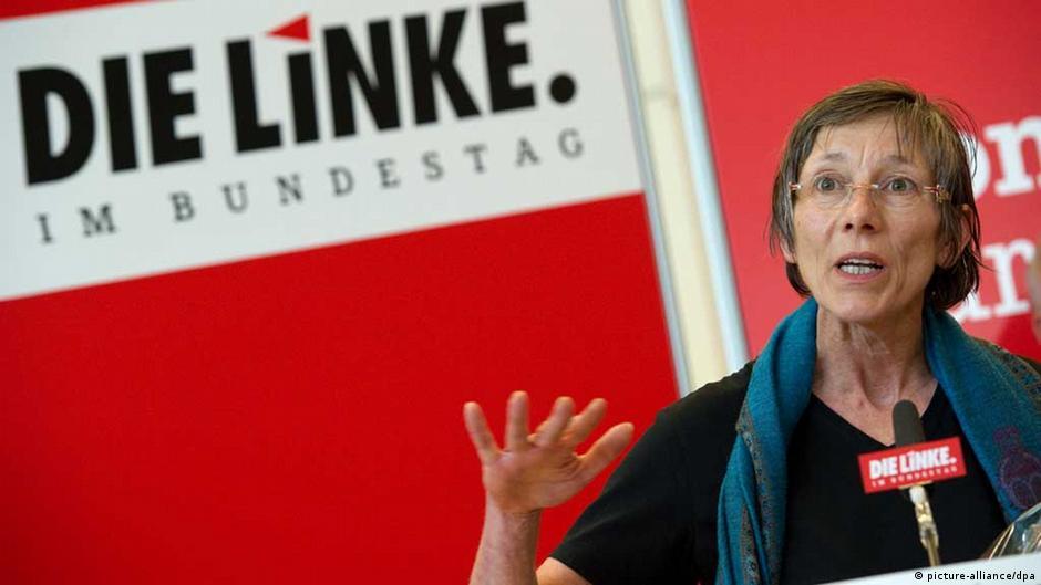 Linke-Politikerinnen auf Top-Ten-Liste des Antisemitismus | DW | 30.12.2014