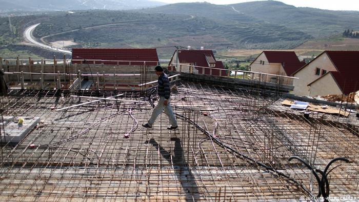Israelische Siedlung Shilo in der Westbank, Foto: EPA/ABIR SULTAN