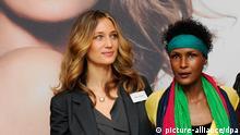 Deutschland Kampagne gegen Genitalverstümmelung in Berlin