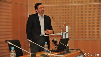 Sofronis Clerides - Wirtschaftsprofessor/Bankenexperte - Universität Zypern Copyright: Sofronis Clerides