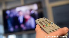 ILLUSTRATION EU Bürger Fernsehen