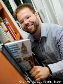 Achim Goerres Universität Duisburg - Essen