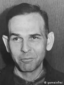 A portrait of Nazi criminal Amon Göth Photo: public domain