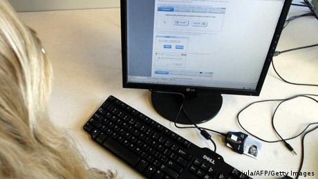 Estland Wahlen per Internet