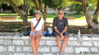 Elisabeth i Pier znaju da su u Hrvatskoj, ali ne znaju u kojem mjestu su odsjeli