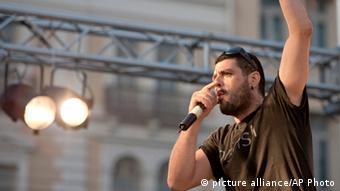 Pavlos Fyssas griechischer Sänger Archiv 2011