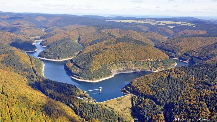 Landschaftsbilder Thüringen