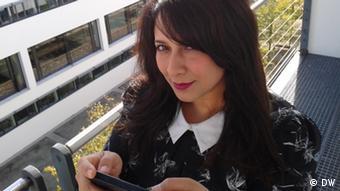 DW  Diana Hodali ile ilgili görsel sonucu
