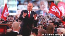 Wahlkampfveranstaltung SPD Peer Steinbrück