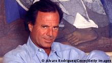 Portrait of the singer Julio Iglesias. (Photo by Alvaro Rodriguez/Cover/Getty Images) Erstellt am: 01 Jan 2000
