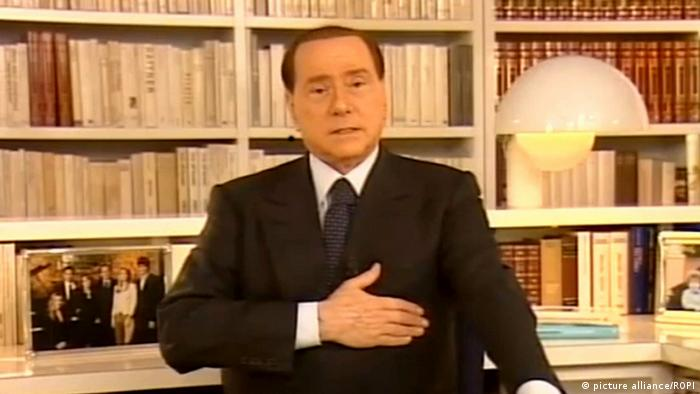 Berlusconijev video