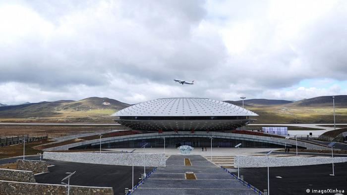 Flughafen Yading Tibet Daocheng
