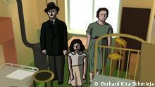 Szenen aus dem Spiel Anne Frank