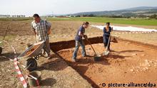 Hermeskeil Ausgrabungen römisches Militärlager