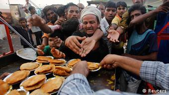 Indien Armenküche 03.09.2013 in Neu Delhi