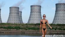 Bildergalerie Misswahlen Miss Atom