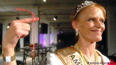 Bildergalerie Misswahlen Miss Obdachlos