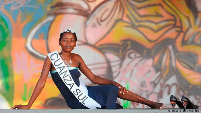 Bildergalerie Misswahlen Miss Landmine