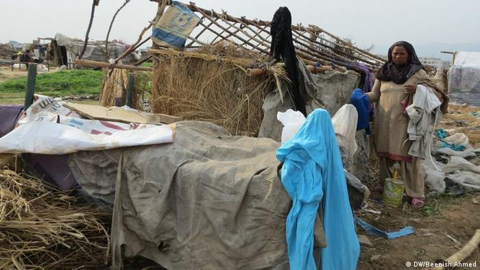 Islamabad Settlements - Islamabad Slums (DW/Beenish Ahmed)