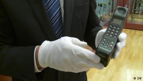20.09.2013 DW Wirtschaft Handy Motorola International 3200