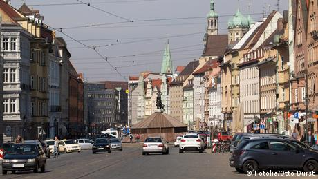 Augsburger Maximilianstraße