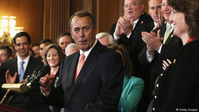 John Boehner: Amerikanci ne žele ni insolventnost niti Obamacare.