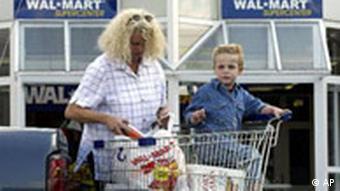 Wal Mart in Deutschland