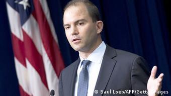 بن رودس، معاون مشاور امنیت ملی آمریکا