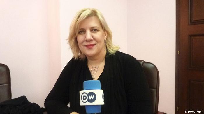 Представник ОБСЄ з питань свободи преси Дуня Міятович
