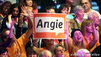 Bundestagswahl 2013 Wahlkampfabschlussveranstaltung CDU