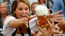 Oktoberfest München 2013 Eröffnung Bayern Deutschland