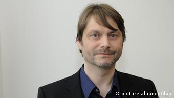 Novinar Andreas Špajt
