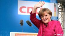 Bundestagswahl 2013 Wahlkampfabschlussveranstaltung CDU Merkel (Reuters)