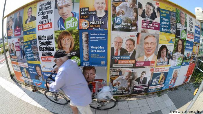 Auch in Hessen finden Wahlen statt (Foto: dpa)