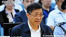 China Bo Xilai Verurteilung lebenslange Haftstrafe 22.09.2013