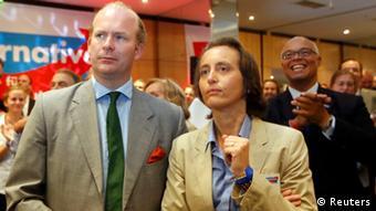 Bundestagswahl Reaktion AfD Alternative für Deutschland