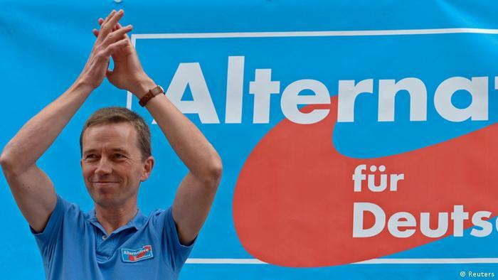 Bernd Lucke Alternative für Deutschland AfD